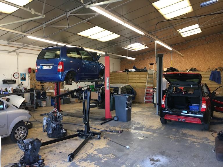 A2h garage de voitures sans permis sarge les le mans - Garage le mans voiture occasion ...